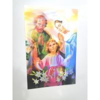 1591 - Poster  3D 60 cm x 40 cm