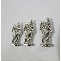 2509 - Imagem em Metal  2,5 cm de Bolso São Cristóvão. Venda com 25 Unidades. R$ 0,58 a Unidade.